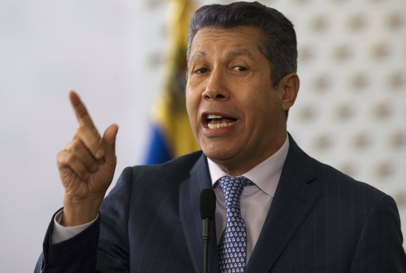 Pragmatic candidate livens up Venezuela's presidential race