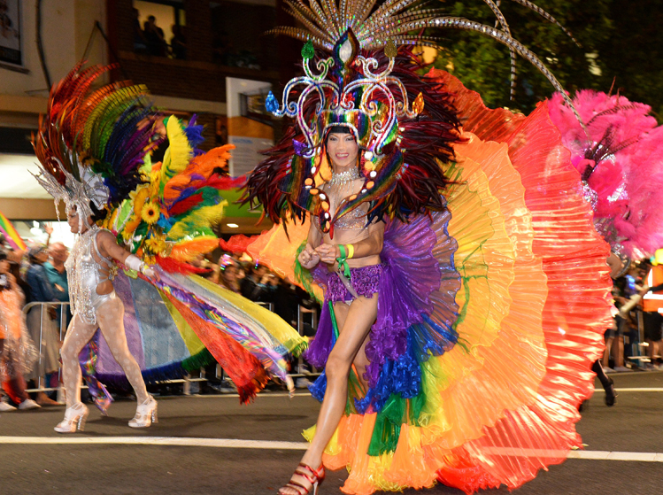 Sydney's gay pride street parade celebrates same-sex marriage, honors early activists