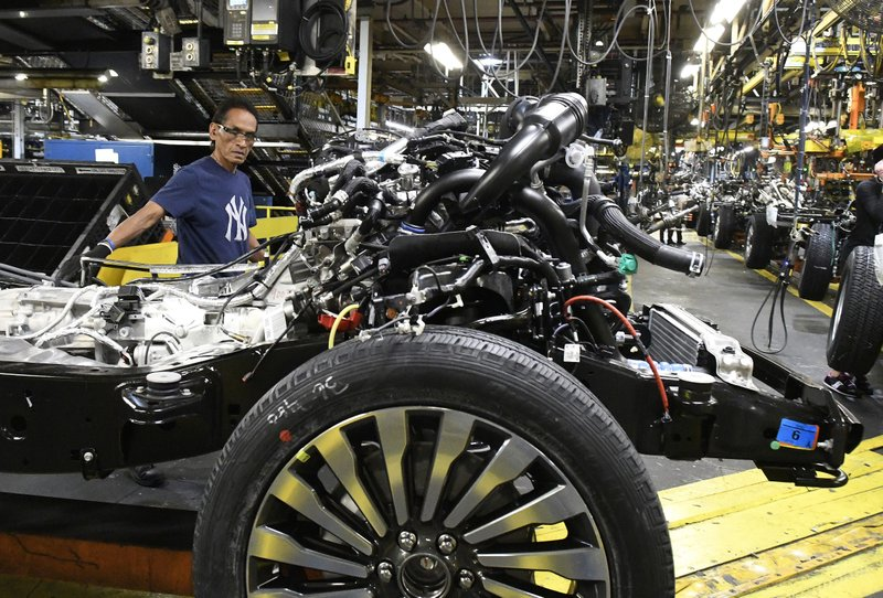 US factories expand at strongest rate in almost 14 years