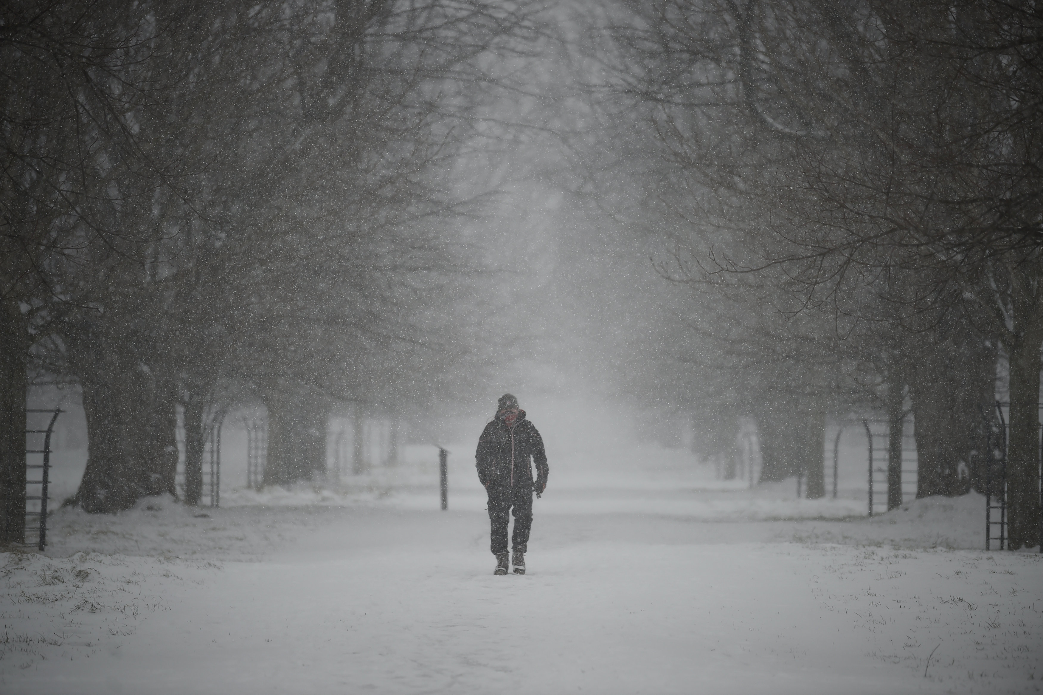 Ireland hit by worst snowstorm in 36 years