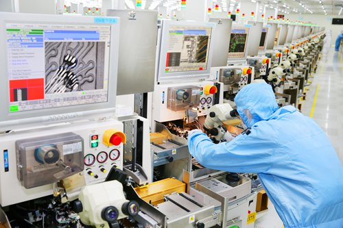 China's semiconductor firms catching up, but technology gap with foreign rivals still remains