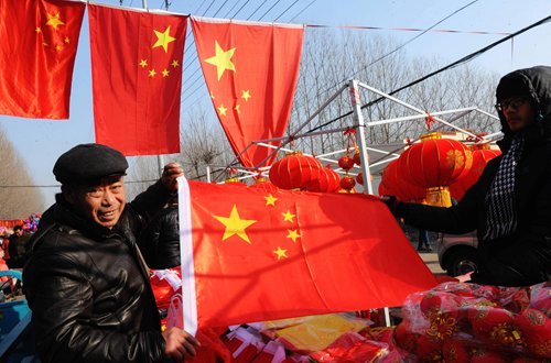 To Chinese netizens, Spring Festival celebration can be a litmus test for patriotism