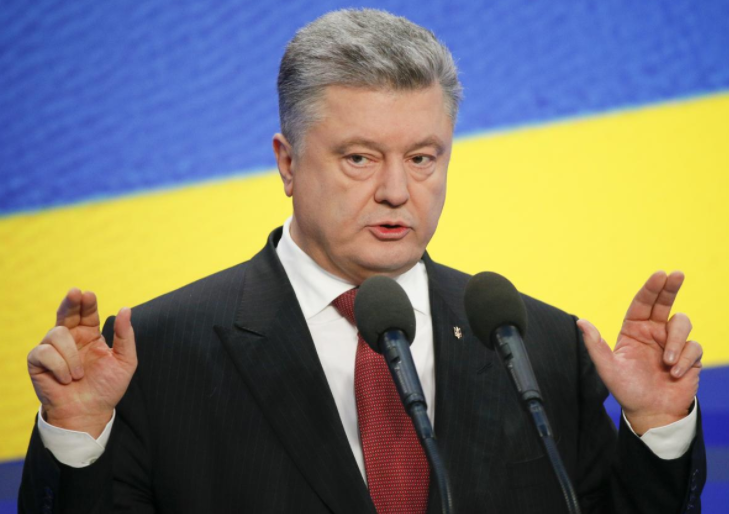 Ukraine president says expects delivery of US weapons in weeks