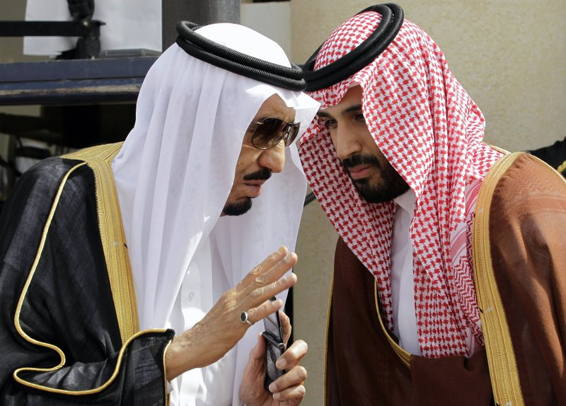Saudi military leaders replaced amid stalemated war in Yemen