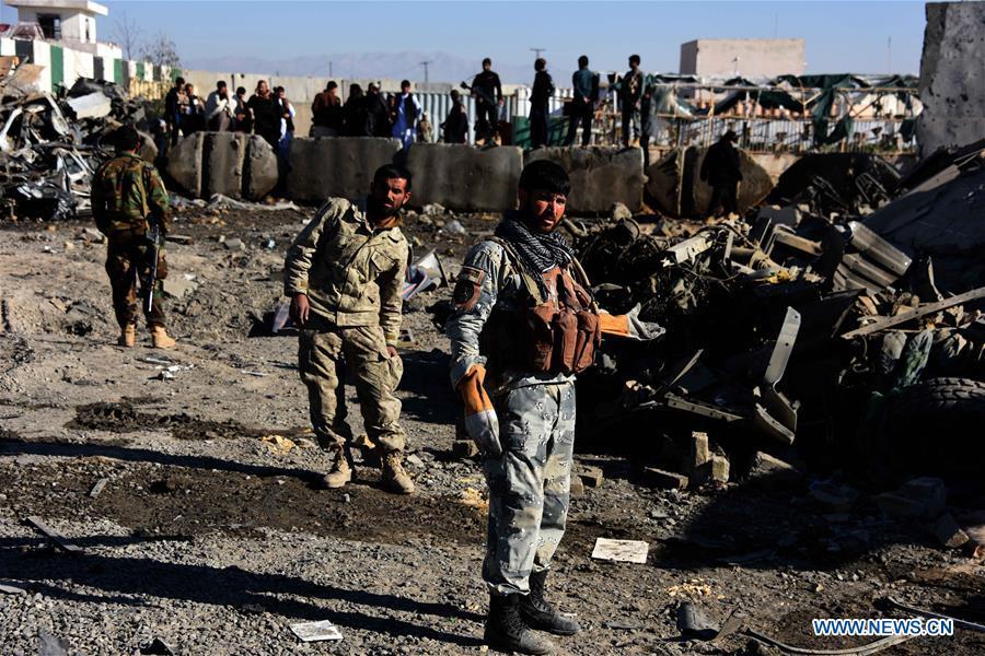 IS key commander among 13 killed in N. Afghanistan