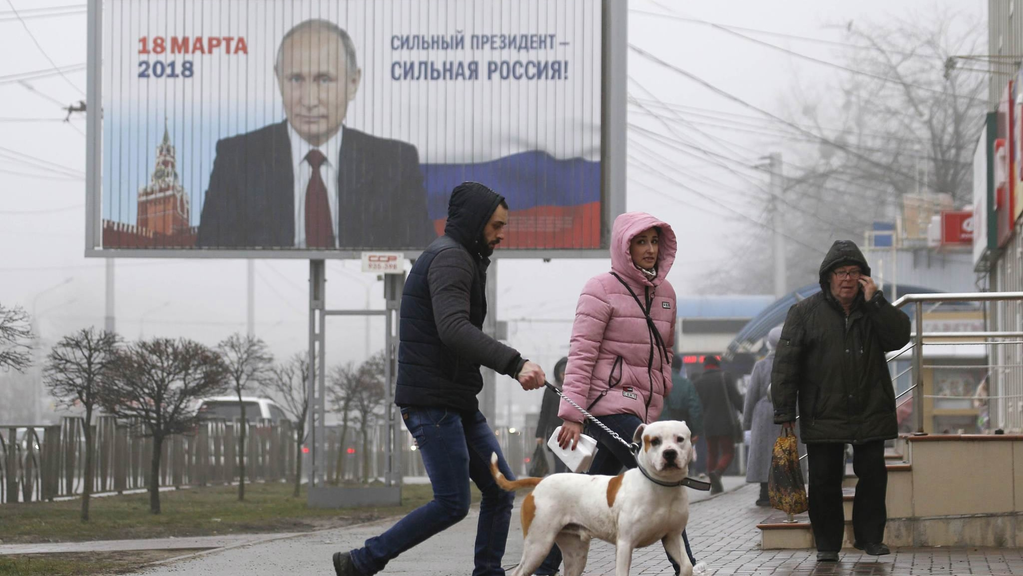 Russian presidential candidates prepare to spar without Putin