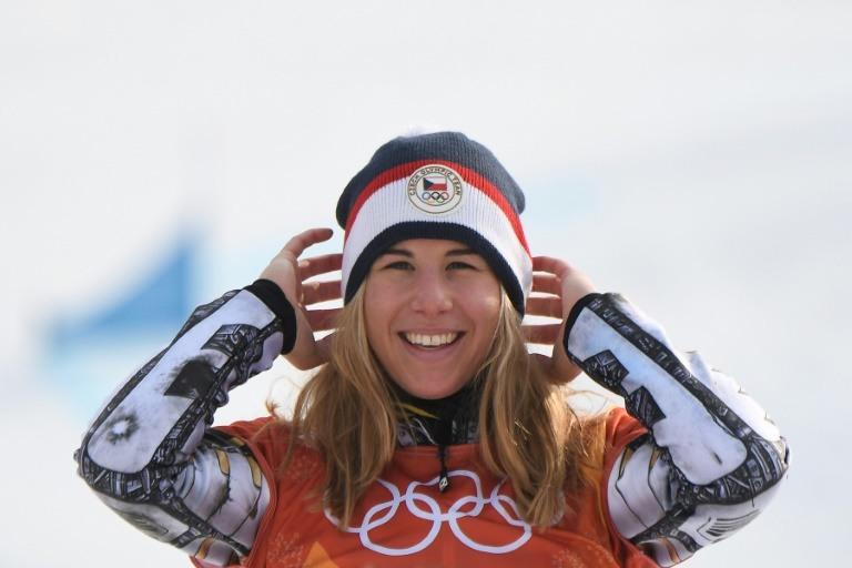 'Miracle on snow' Ledecka seals Olympic snowboard, ski double