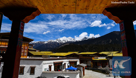 Tibet sees surge in tourist numbers as subsidy system kicks in
