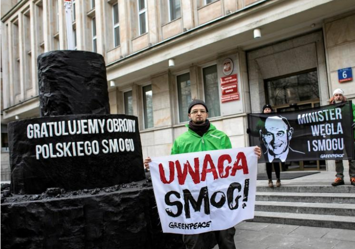 EU's top court says Poland breached air pollution rules
