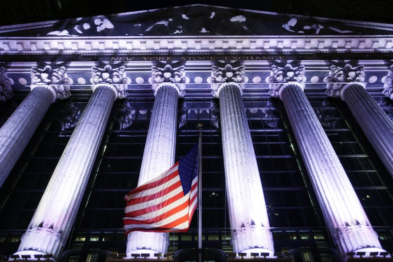 US stocks on pace to snap two-day losing streak