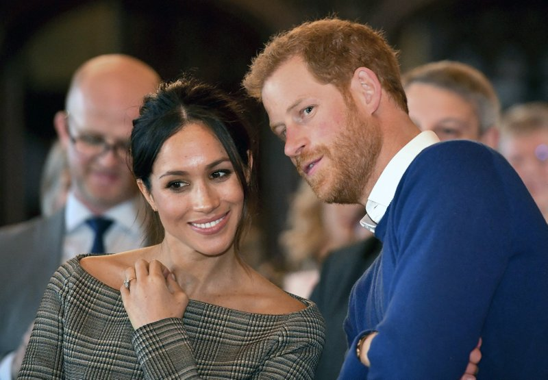 What will Meghan wear? Royal wedding dress a top UK secret
