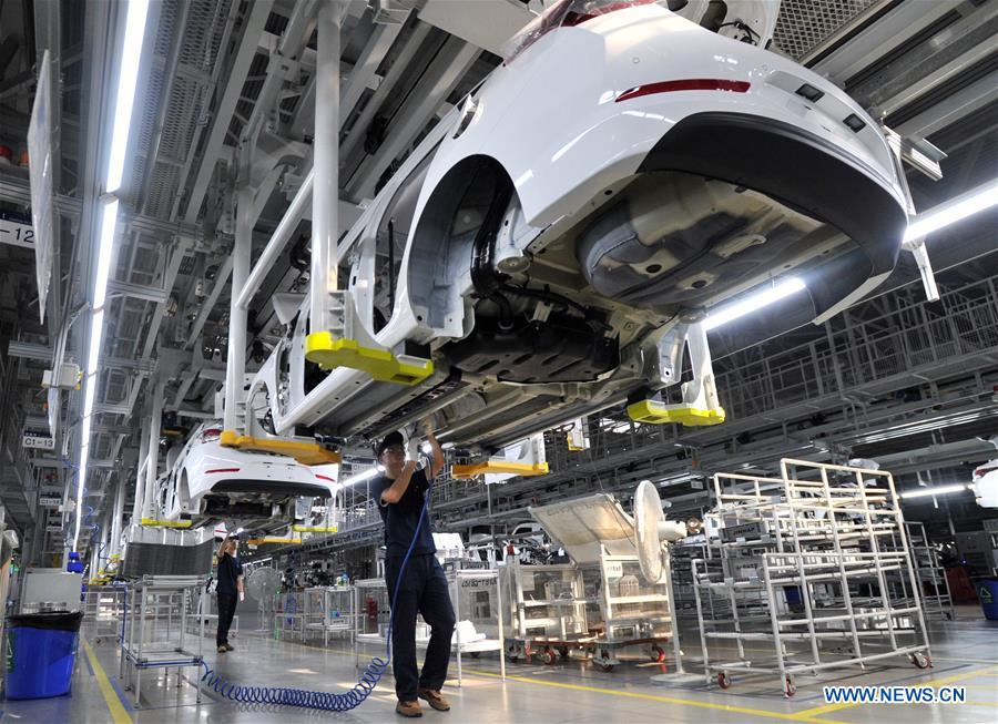 China's industrial capacity utilization hits five-year high