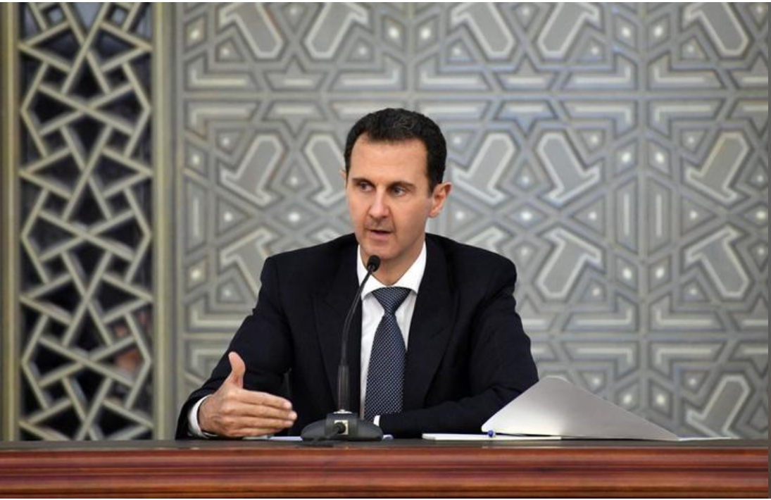 Promising money, EU tries to woo Assad into Syria peace talks