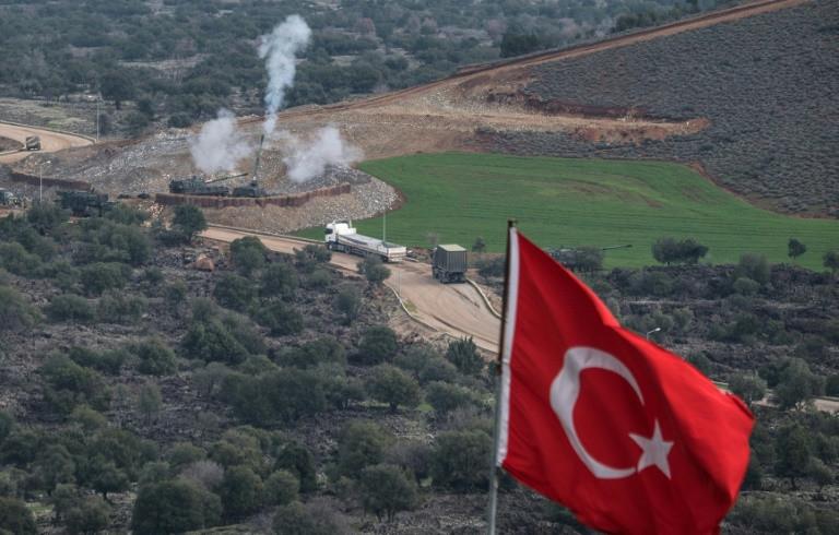 Tillerson bids to ease Turkey tensions in Erdogan talks