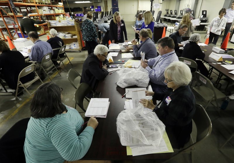 Federal vote-protection efforts lag ahead of first primaries