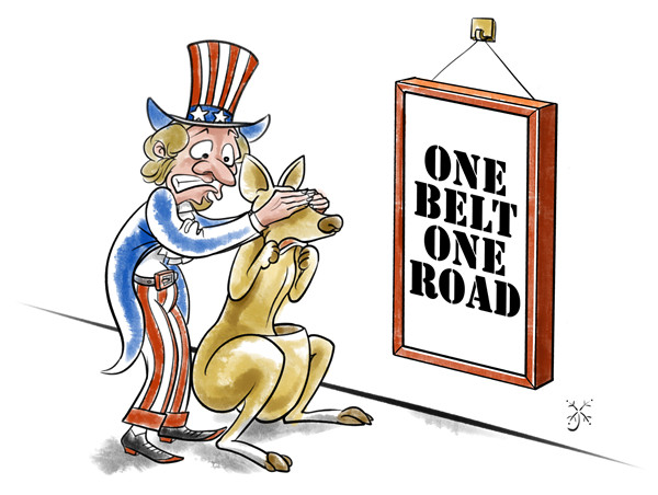 Why Australia is cautious about the Belt and Road