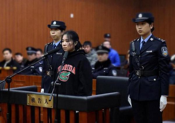 Nanny in Hangzhou fatal arson case sentenced to death