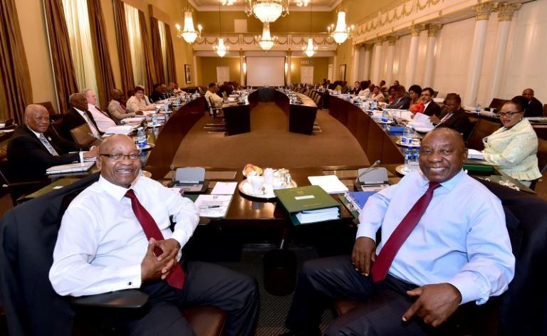S. Africa's Ramaphosa vows 'speedy' decision on Zuma's fate