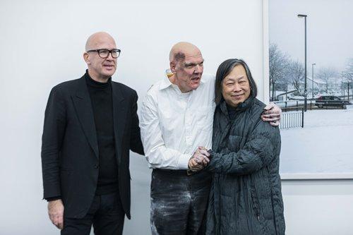 UK artist showcases performance work at Red Brick Art Museum