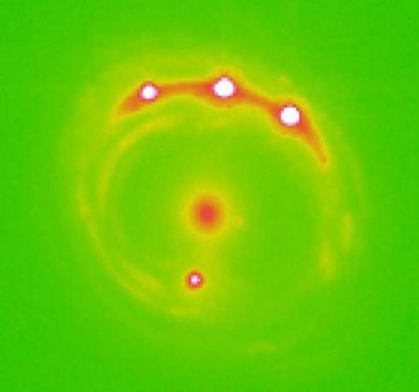 Planets discovered outside Milky Way Galaxy for first time
