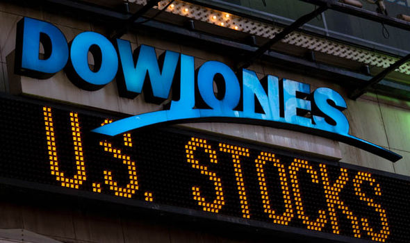 Dow drops 1,175, biggest-ever point drop