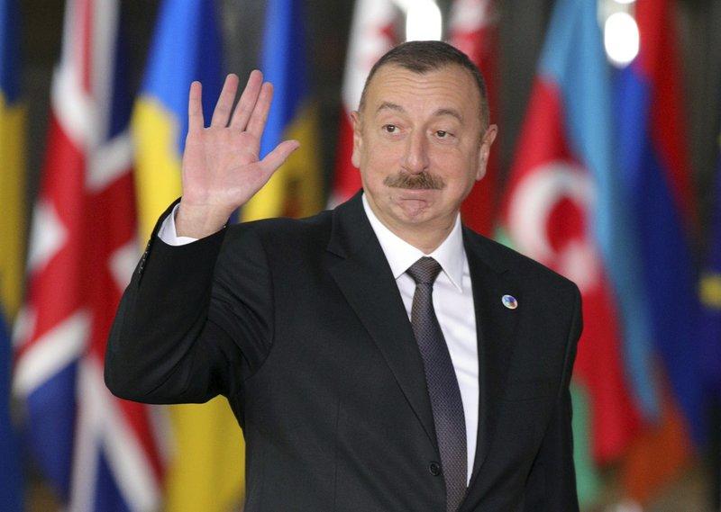 Azerbaijan's leader calls snap presidential vote