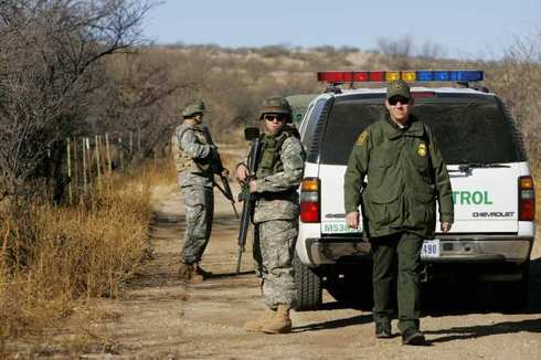 US Mexico agree to work together on bilateral security