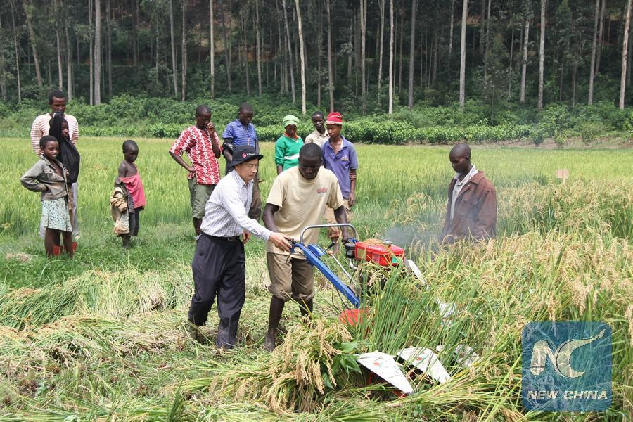 China to help Rwanda extend polytechnic, drill boreholes