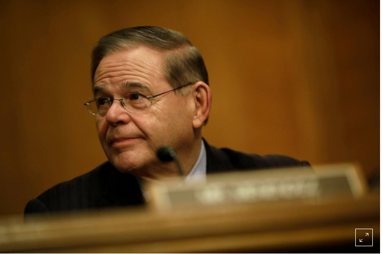 US prosecutors drop corruption case against Sen. Menendez