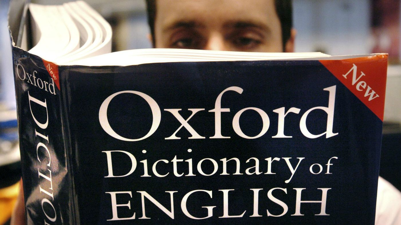 Oxford English Dictionary adds new words for mansplainers and snowflakes alike