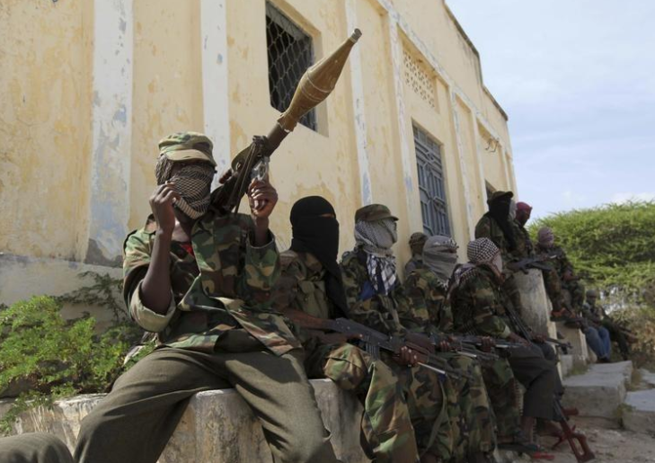 At least 7 al-Shabaab militants killed in south Somalia