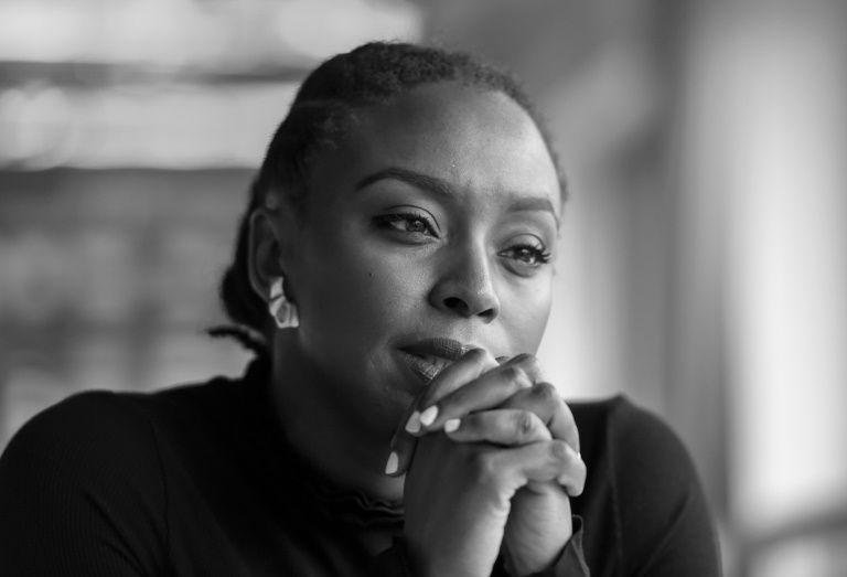 #MeToo movement 'long overdue' says Nigerian author Adichie