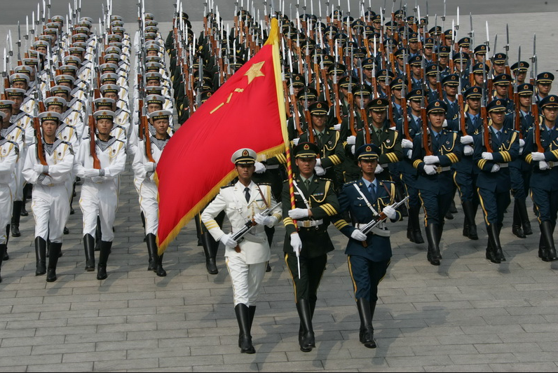 Chinese military to break new ground in corruption fight