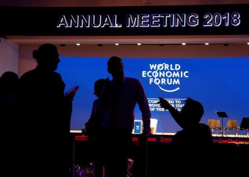 For Trump, the great Davos face-off