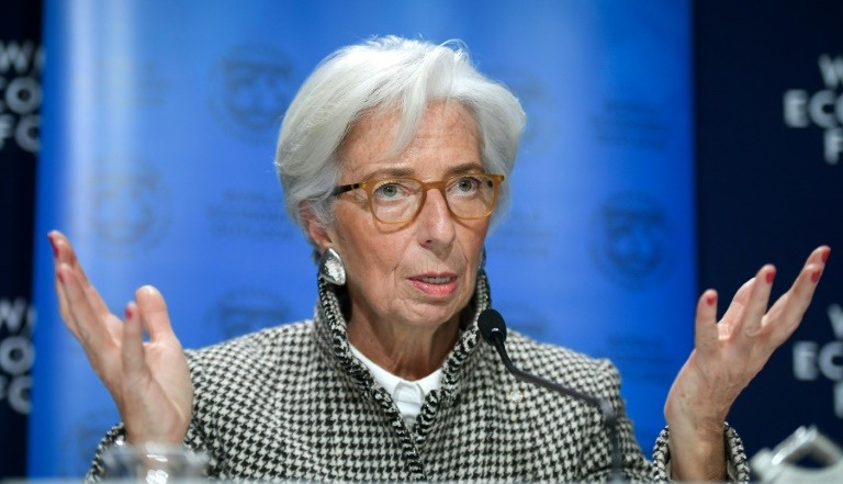 IMF raises global growth forecasts, US tax cuts provide boost