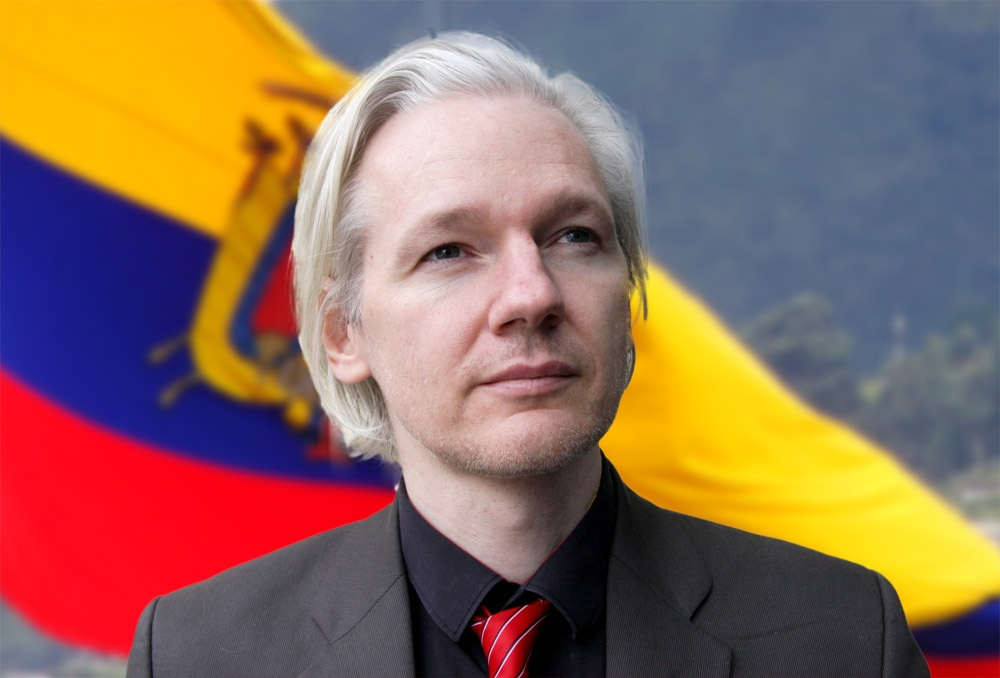 Ecuador president calls Julian Assange a 'problem'