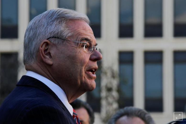 US to retry Senator Menendez on bribery, corruption charges