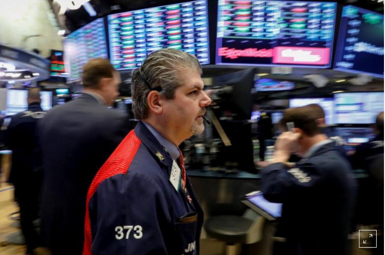 Gains in consumer stocks prop up S&P, Nasdaq