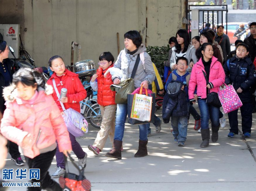 Chinese students too busy for playtime: survey