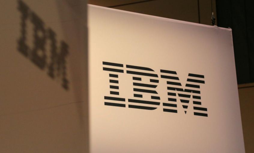 IBM returns to growth, but shares drop after recent rally