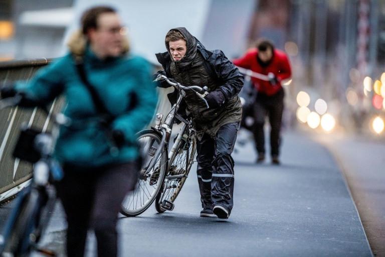 Six dead as huge storms batter Europe