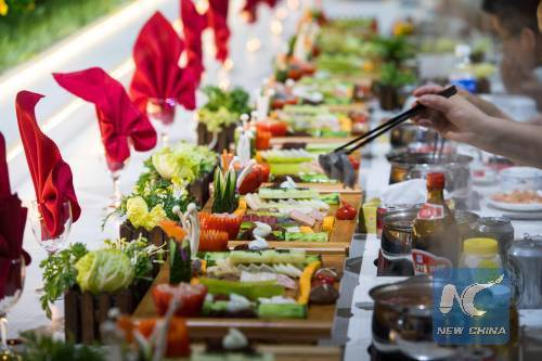 Chinese spent $603 bln eating out last year