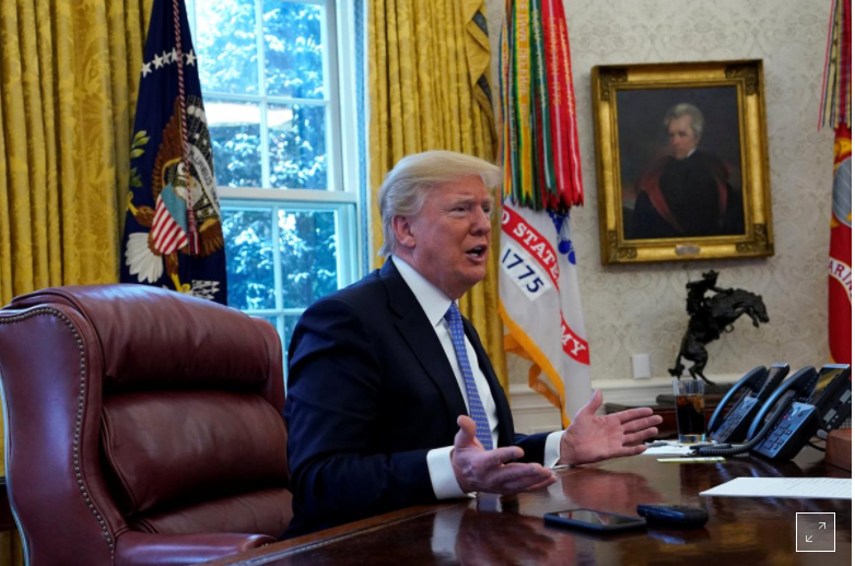 Trump takes hard line on immigration, rejects 'horrible' bipartisan plan