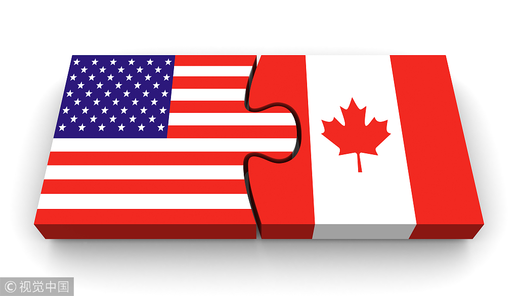 Canada, US seek closer military ties