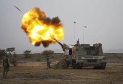 Saudi Arabia shoots down Yemeni missile