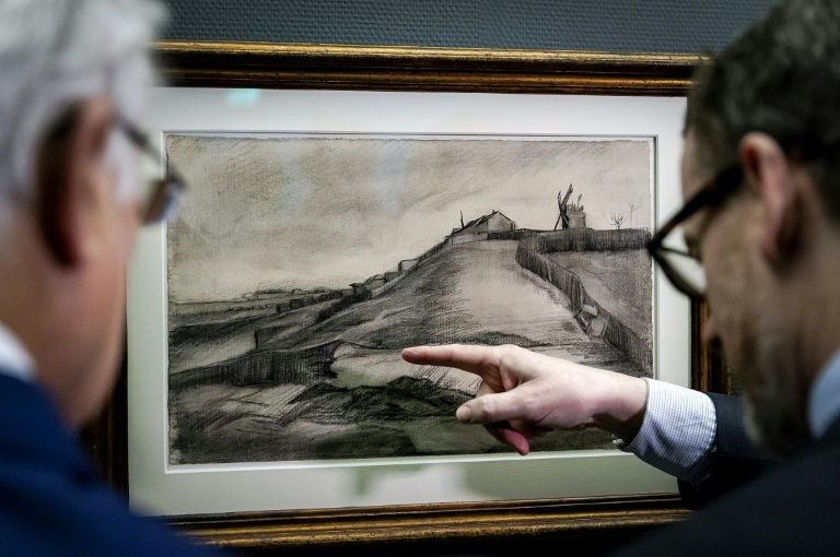Rare Van Gogh drawings, 'forgotten' Flincks go on display