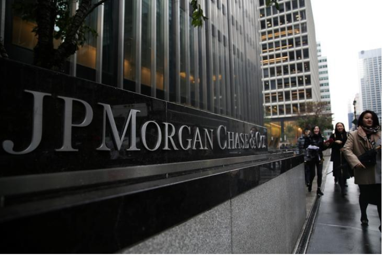 JPMorgan says tax changes will spur more profits after quarterly beat