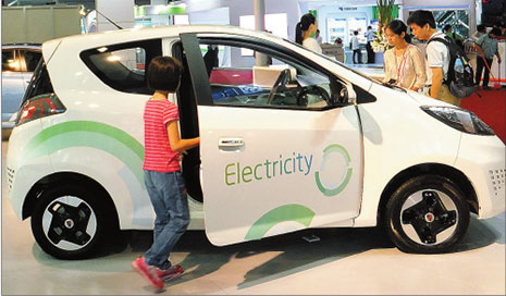 Image result for China's new energy vehicle