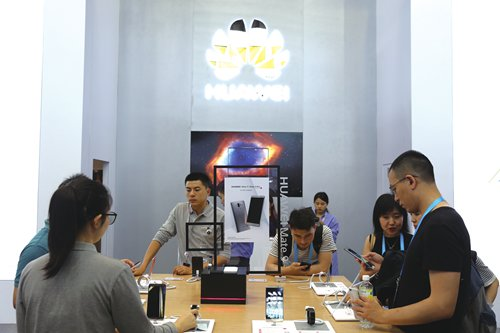 Huawei beats Samsung in patent suit