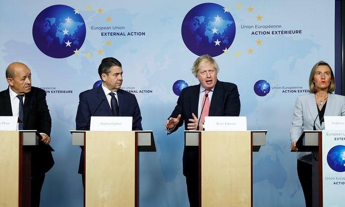 European officials worry as Iran nuke deadline nears